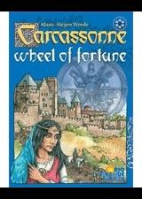Carcassonne Wheel of Fortune - stand-alone game