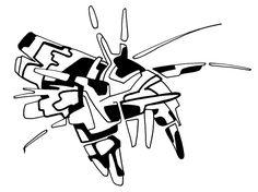 #2006 #abstractart #artabstrait #indianInk #encredechine #dessin #drawing #black #noir #marqueur #feutre #stylo #marker #pen #blackandwhite #futurist #mechanical #handdrawn #faitmain // 25-006