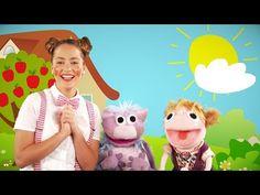 Hanička a Murko & Paci cvičia a spievajú Ika-tika-gymnastika Kids Songs, Nursery Rhymes, Ukulele, Dinosaur Stuffed Animal, Youtube, Animals, Fictional Characters, Design, Animales
