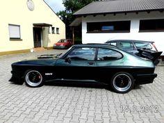 Ford Rs, Car Ford, Ford Motorsport, Mercury Capri, Ford Capri, Ford Classic Cars, Old Fords, Ford Escort, Nice Cars