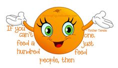"""Feed Just One"" Word Art Freebie (without watermark) at http://raisingfigureskaters.com/2012/09/05/feed-just-one-word-art-freebies/#. Part of Moms Fighting Hunger to raise attention to Go Orange for No Kid Hungry"