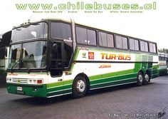 Busscar Jum Buss 380, sobre chasis Scania -Tur Bus