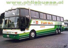 Busscar Jum Buss 380, sobre chasis Scania. Tur Bus