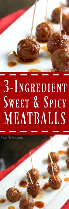 Easy 3 Ingredient Sw