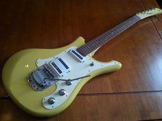 Yamaha SGV 300 Nippon Gakki Electric Guitar Offset Free Shipping | Reverb
