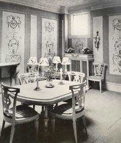 Colony Club Elsie de Wolfe 1905-1907