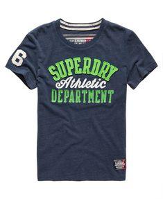 Superdry Camiseta Core Applique