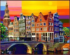 Amsterdam, Leo Bonsen