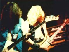 Ron Mcgovney, Dave Mustaine, One Decade, Rare Pictures, Long Live, Rock N Roll, Metallica, Classic, Megadeth