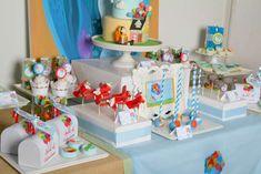 Disney's Up Inspired 1st Birthday Birthday Party Ideas | Photo 1 of 47