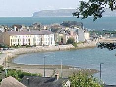 BEAUMARIS on the isle of Anglesey