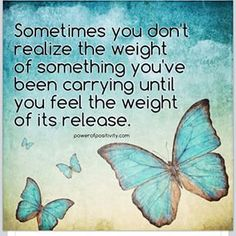 release the weight butterfly - Google Search