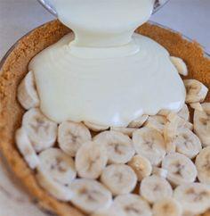 Banana Cream Pie - バナナクリームパイ 1