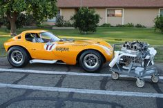 For Sale: 1964 Chevrolet powered Competition Cheetah Race Car. Museum Quality restoration by BTMLLC and certified as Genuine Prototype. Purchased by Famous Alan Green Chevrolet in Seattle Washington. It is the of Cheetahs ordered by Alan Green Chevrolet. Mazda, American Racing Wheels, Good Looking Cars, Chevy Muscle Cars, Car Gadgets, Vintage Race Car, Cheetahs, Drag Cars, Car Engine