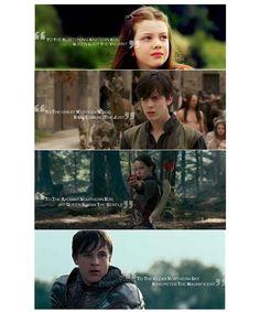 Long live Narnia