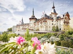 The Dolder Grand, Zürich, Switzerland Zermatt, Places To Travel, Places To Go, Grindelwald, Lake Zurich, Best Hotels, Top Hotels, Luxury Hotels, Grand Hotel