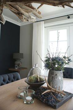 Landelijke stijl on pinterest interieur brocante and met for Decoratie hertengewei
