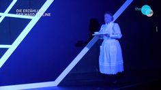 Theater Ulm - DIE ERZÄHLUNGEN DER MAGD ZERLINE von Hermann Broch  Theater Ulm - Spielzeit 2016/2017 DIE ERZÄHLUNG DER MAGD ZERLINE Erzählung aus dem Roman DIE SCHULDLOSEN von Hermann Broch Zerline erzählt von ihrer Liebe  Jahrzehnte ist es her und doch: in ihren Worten wird das Geschehen von damals wieder lebendig plastisch bedrängend überwältigend gegenwärtig. Für eine Dienstmagd ist die Liebe eine vertrackte Sache. Dazu bestimmt zu verblühen ohne jemals eine eigene Familie gründen zu…