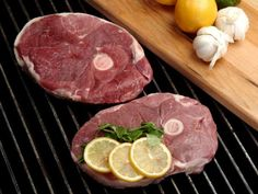 Enjoy the great flavor of leg of lamb steaks in 11 ounce portions. The marvelous flavor of grass-fed leg of lamb steaks will bring zest to your grill and wows from your dining partners. Beef Shoulder Steak, Steamed Sweet Potato, Paleo Recipes Easy, Quick Easy Meals, Lamb, Healthy Lifestyle, Steaks, Veggies, Tasty