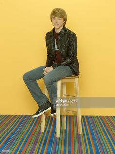 CHANCE - Sterling Knight stars as Chad on Disney Channel's 'Sonny with a Chance.'
