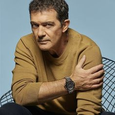#AntonioBanderas #Viceroy #Relojes #Watches Conquistador, Attitude, Men Sweater, Watches, Design, Instagram, Fashion, Unique Watches, Clock For Kids