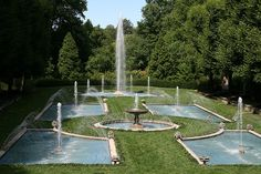 The Famous Italian Water Gardens by DianthusMoon, via Flickr