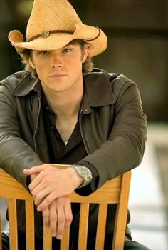 Sammy Winchester playing cowboy!
