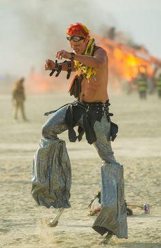 Burning Man fashion