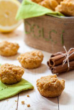 Biscotti #vegani carote, #cannella e #limone. venite a scoprirli il 15 marzo alle ore 16 a Fa' la Cosa Giusta! a Milano: nasce vegolosi.it