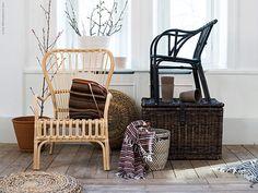 Månadens material: Rotting | IKEA Livet Hemma – inspirerande inredning för hemmet