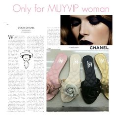 """""""CHANEL Collection"""" by nurinur ❤ liked on Polyvore featuring Chanel"""