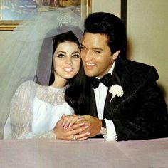 Su boda con Priscila