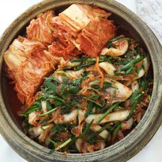 Kimchi by Rose Shin