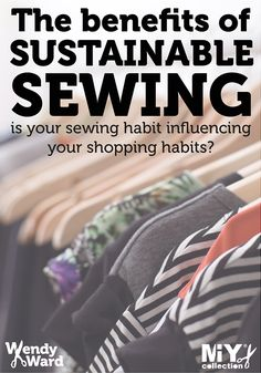 what is sustainable sewing