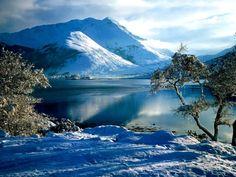 Ballachulish, Western Highlands, Scotland