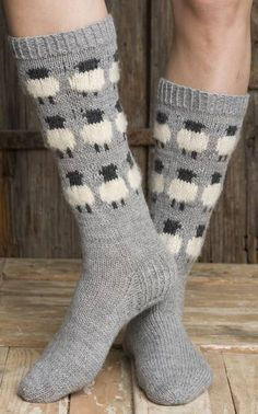 knit socks wool socks knitted socks Scandinavian pattern Norwegian socks Christmas socks gift to man. gift to woman men socks men socks. Crochet Socks, Knitting Socks, Hand Knitting, Knitting Patterns, Knit Crochet, Cashmere Socks, Wool Socks, Scandinavian Pattern, Textiles