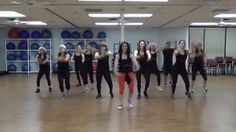 All I want from Christmas is You - Zumba - Choreo by Danielle's Habibis