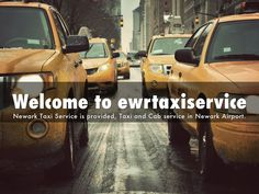 """""""Welcome to ewrtaxiservice"""" - A Haiku Deck by Pooja Rathore:  Using our taxi services whenever you want to go use all your transportation needs, especially with yellow cab airport transportation. Newark yellow cab services are the best solution for your our transportation needs and authorized service, which provide your safety also. We provide our  taxi services all over the country.You can visit here...>http://www.ewrtaxiservice.com/"""