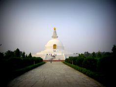 World Peace Pagoda - Lumbini