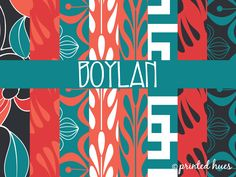 Laura Lobdell | Surtex 2014 flyer | Make it in Design