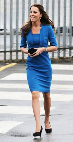 Recap: Kate Middleton Valentine's Day visit to The Art Room at Northolt High School
