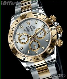 Rolex he wants, like it