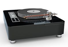 - Durand Tonearm Plinth Garrard 401 Turntable. Vintage high end audio audiophile