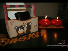 Idea regalo per San Valentino / Valentine's Day Gift Idea