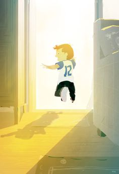 To the great Outside by PascalCampion.deviantart.com on @deviantART
