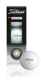Titleist Pro V1x Golf Balls - Sleeve, 3 Balls