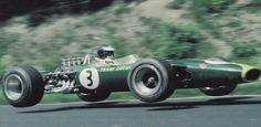 Jim Clark Lotus Nurburgring German Grand Prix 1967