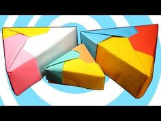 Learn how to make a modular origami triangle box instructions. You can use this triangle box as gift or present box. What you need to make the origami box: -. Origami Design, 3d Origami, Origami Ring, Origami Paper Folding, Origami Mouse, Origami Star Box, Origami Videos, Origami Dragon, Origami Stars