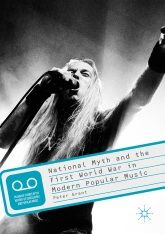 National Myth and the First World War in Modern Popular Music Word Wa, Social Change, Popular Music, Music Games, First World, War, Books, Modern, Products