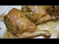 Gödöllői töltött csirkecomb - Az én alapszakácskönyvem - YouTube Turkey, Meat, Youtube, Recipes, Food, Turkey Country, Eten, Recipies, Ripped Recipes